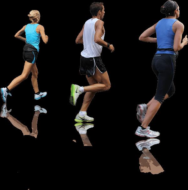 Laufen Joggen Unterschied