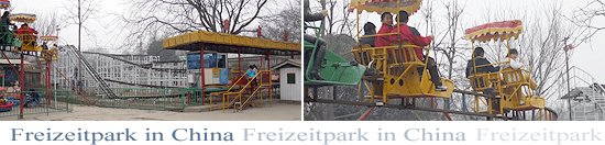 Freizeitpark in China