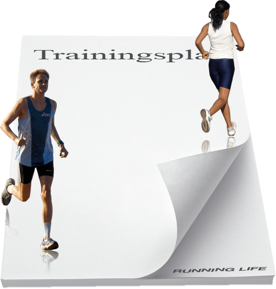 Trainingspläne, Trainingsplan und Trainingsplaner